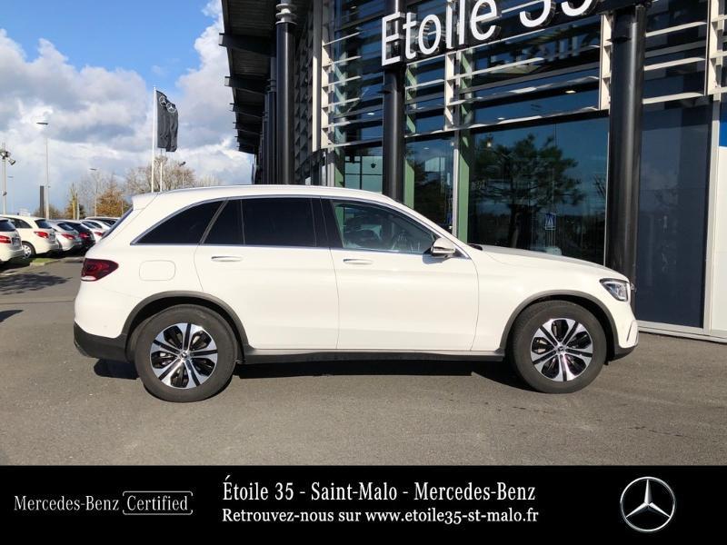 Photo 4 de l'offre de MERCEDES-BENZ GLC 220 d 194ch Avantgarde Line 4Matic 9G-Tronic à 48890€ chez Etoile 35 - Mercedes-Benz St Malo
