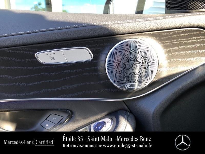 Photo 15 de l'offre de MERCEDES-BENZ GLC 220 d 194ch Avantgarde Line 4Matic 9G-Tronic à 48890€ chez Etoile 35 - Mercedes-Benz St Malo