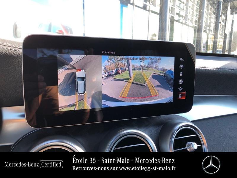 Photo 18 de l'offre de MERCEDES-BENZ GLC 220 d 194ch Avantgarde Line 4Matic 9G-Tronic à 48890€ chez Etoile 35 - Mercedes-Benz St Malo