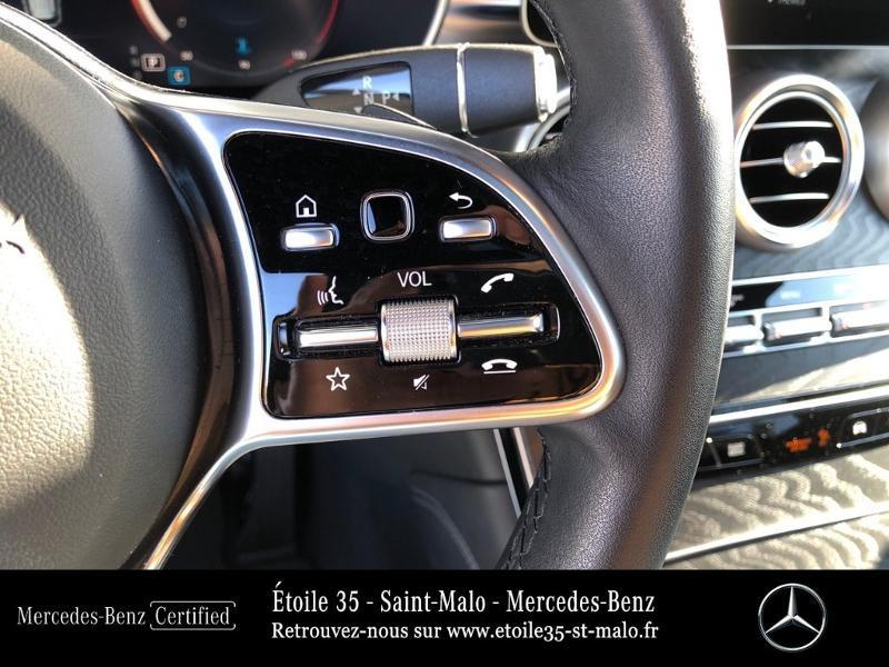 Photo 26 de l'offre de MERCEDES-BENZ GLC 220 d 194ch Avantgarde Line 4Matic 9G-Tronic à 48890€ chez Etoile 35 - Mercedes-Benz St Malo