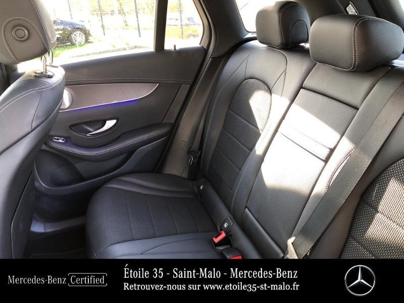 Photo 11 de l'offre de MERCEDES-BENZ GLC 220 d 194ch Avantgarde Line 4Matic 9G-Tronic à 48890€ chez Etoile 35 - Mercedes-Benz St Malo