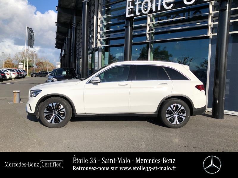 Photo 2 de l'offre de MERCEDES-BENZ GLC 220 d 194ch Avantgarde Line 4Matic 9G-Tronic à 48890€ chez Etoile 35 - Mercedes-Benz St Malo