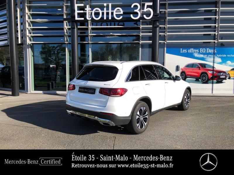 Photo 3 de l'offre de MERCEDES-BENZ GLC 220 d 194ch Avantgarde Line 4Matic 9G-Tronic à 48890€ chez Etoile 35 - Mercedes-Benz St Malo