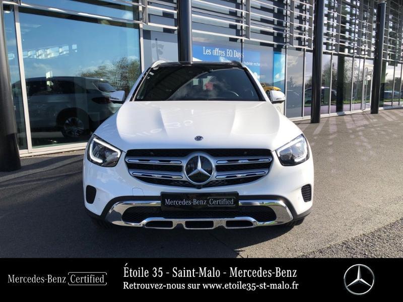 Photo 5 de l'offre de MERCEDES-BENZ GLC 220 d 194ch Avantgarde Line 4Matic 9G-Tronic à 48890€ chez Etoile 35 - Mercedes-Benz St Malo