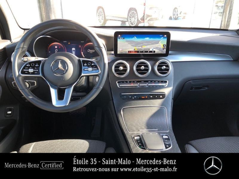 Photo 6 de l'offre de MERCEDES-BENZ GLC 220 d 194ch Avantgarde Line 4Matic 9G-Tronic à 48890€ chez Etoile 35 - Mercedes-Benz St Malo