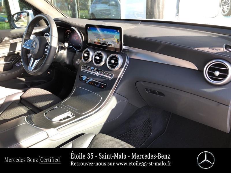 Photo 14 de l'offre de MERCEDES-BENZ GLC 220 d 194ch Avantgarde Line 4Matic 9G-Tronic à 48890€ chez Etoile 35 - Mercedes-Benz St Malo