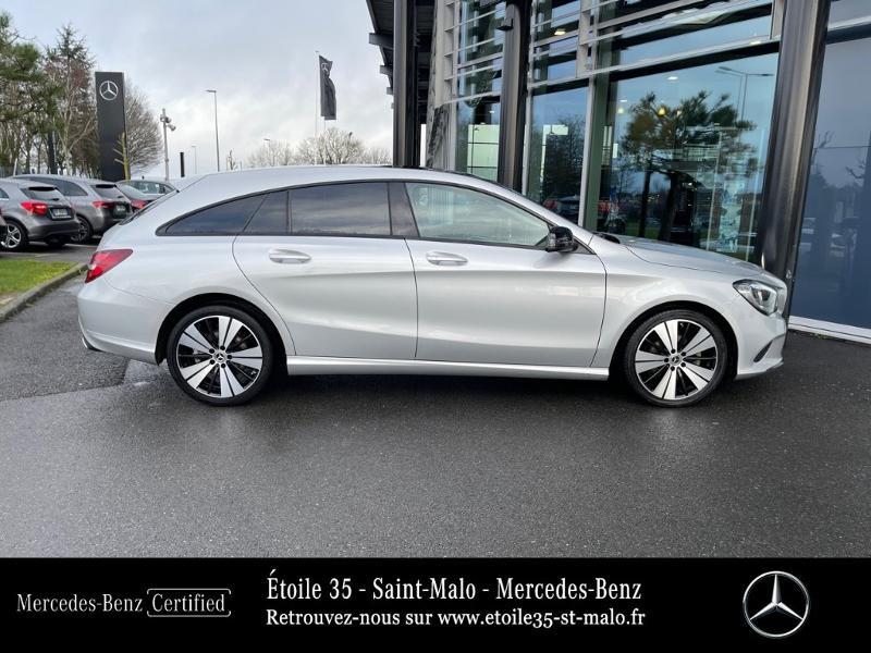 Photo 4 de l'offre de MERCEDES-BENZ CLA Shooting Brake 180 d Sensation 7G-DCT à 25490€ chez Etoile 35 - Mercedes-Benz St Malo