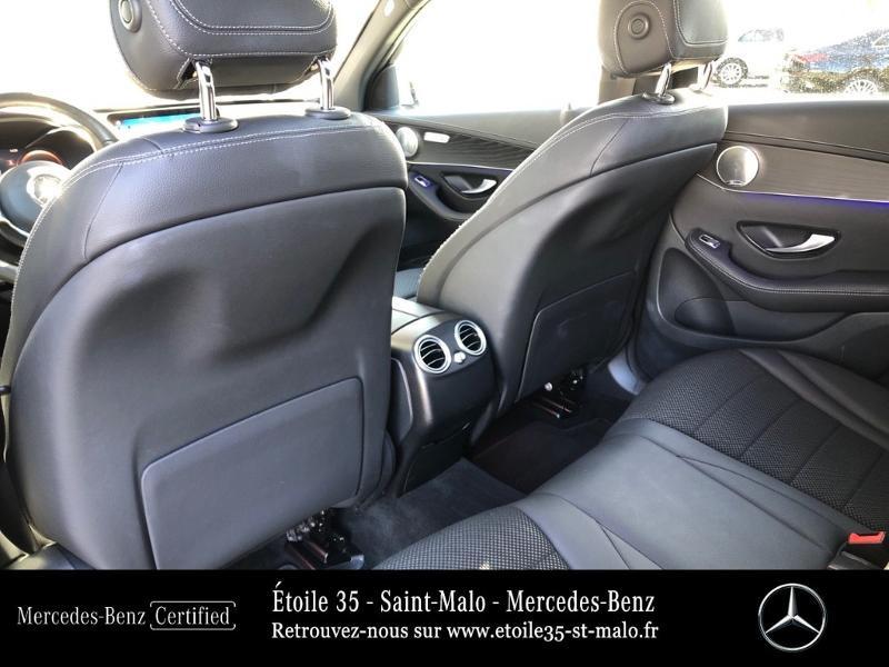 Photo 10 de l'offre de MERCEDES-BENZ GLC 220 d 194ch Avantgarde Line 4Matic 9G-Tronic à 48890€ chez Etoile 35 - Mercedes-Benz St Malo