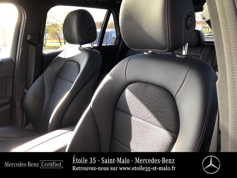 Photo 8 de l'offre de MERCEDES-BENZ GLC 220 d 194ch Avantgarde Line 4Matic 9G-Tronic à 48890€ chez Etoile 35 - Mercedes-Benz St Malo