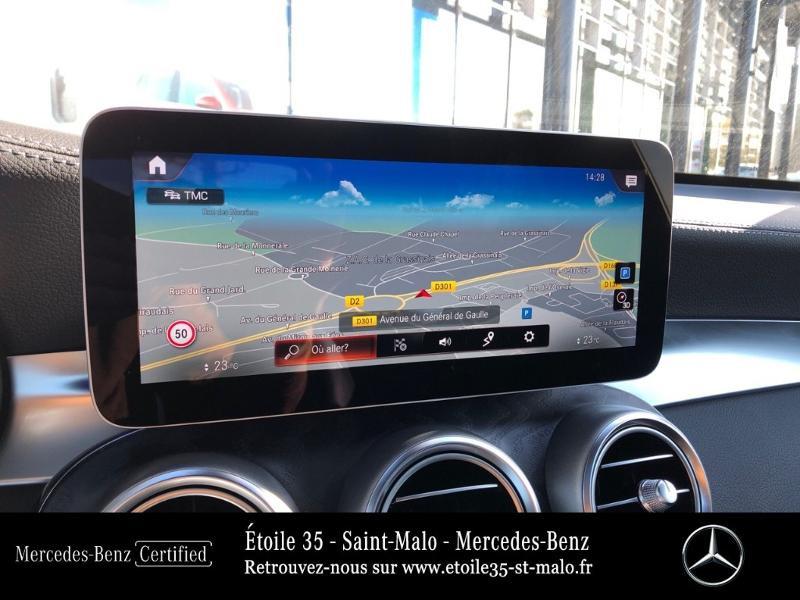 Photo 17 de l'offre de MERCEDES-BENZ GLC 220 d 194ch Avantgarde Line 4Matic 9G-Tronic à 48890€ chez Etoile 35 - Mercedes-Benz St Malo
