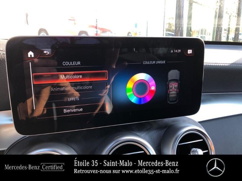 Photo 20 de l'offre de MERCEDES-BENZ GLC 220 d 194ch Avantgarde Line 4Matic 9G-Tronic à 48890€ chez Etoile 35 - Mercedes-Benz St Malo