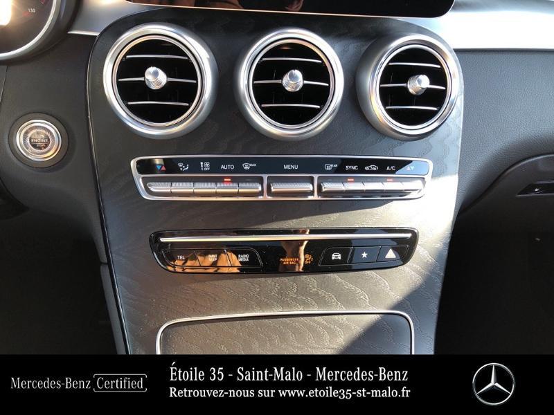 Photo 22 de l'offre de MERCEDES-BENZ GLC 220 d 194ch Avantgarde Line 4Matic 9G-Tronic à 48890€ chez Etoile 35 - Mercedes-Benz St Malo