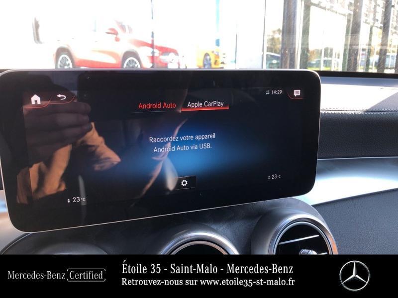 Photo 19 de l'offre de MERCEDES-BENZ GLC 220 d 194ch Avantgarde Line 4Matic 9G-Tronic à 48890€ chez Etoile 35 - Mercedes-Benz St Malo