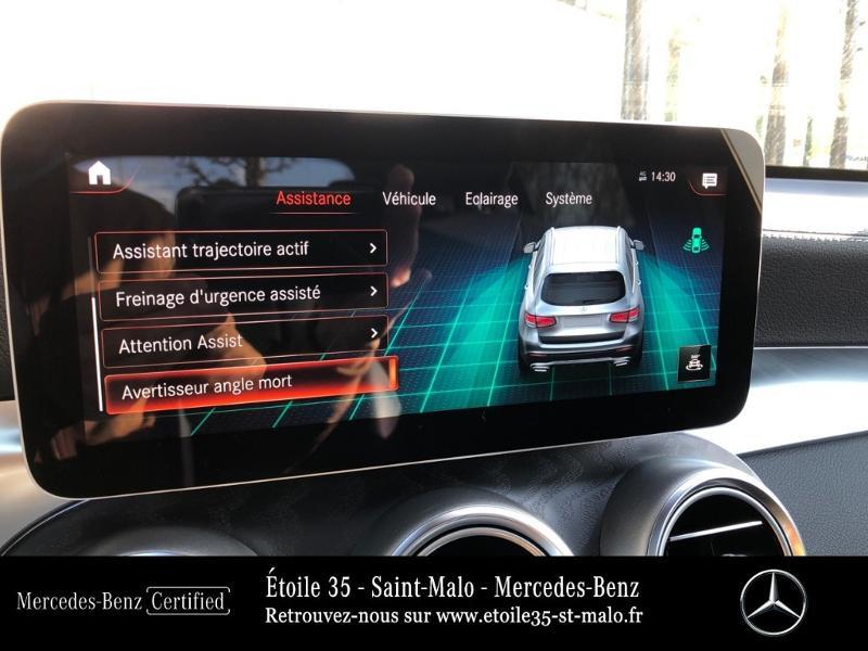 Photo 21 de l'offre de MERCEDES-BENZ GLC 220 d 194ch Avantgarde Line 4Matic 9G-Tronic à 48890€ chez Etoile 35 - Mercedes-Benz St Malo