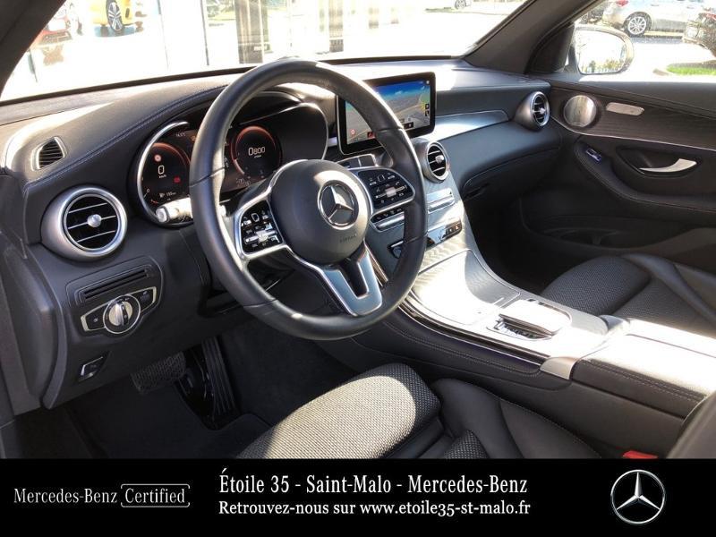Photo 7 de l'offre de MERCEDES-BENZ GLC 220 d 194ch Avantgarde Line 4Matic 9G-Tronic à 48890€ chez Etoile 35 - Mercedes-Benz St Malo