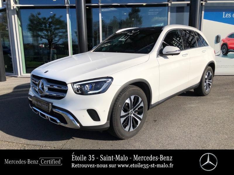 Photo 28 de l'offre de MERCEDES-BENZ GLC 220 d 194ch Avantgarde Line 4Matic 9G-Tronic à 48890€ chez Etoile 35 - Mercedes-Benz St Malo