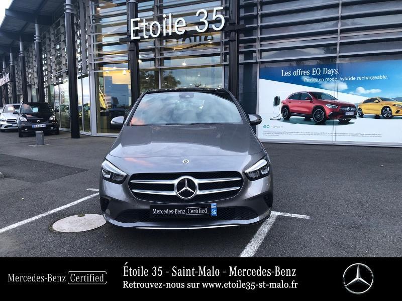Photo 5 de l'offre de MERCEDES-BENZ Classe B 250 e 160+102ch Progressive Line Edition 8G-DCT à 43890€ chez Etoile 35 - Mercedes-Benz St Malo