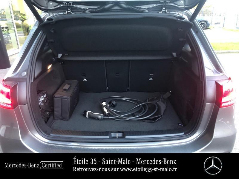 Photo 12 de l'offre de MERCEDES-BENZ Classe B 250 e 160+102ch Progressive Line Edition 8G-DCT à 43890€ chez Etoile 35 - Mercedes-Benz St Malo