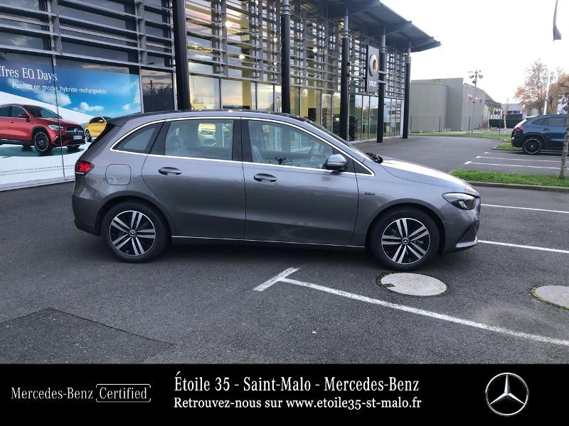 Photo 4 de l'offre de MERCEDES-BENZ Classe B 250 e 160+102ch Progressive Line Edition 8G-DCT à 43890€ chez Etoile 35 - Mercedes-Benz St Malo
