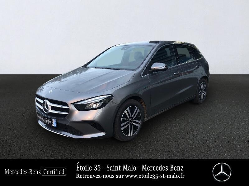 Photo 1 de l'offre de MERCEDES-BENZ Classe B 250 e 160+102ch Progressive Line Edition 8G-DCT à 43890€ chez Etoile 35 - Mercedes-Benz St Malo
