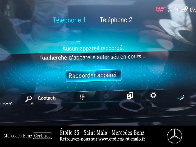 Photo 22 de l'offre de MERCEDES-BENZ Classe B 250 e 160+102ch Progressive Line Edition 8G-DCT à 43890€ chez Etoile 35 - Mercedes-Benz St Malo