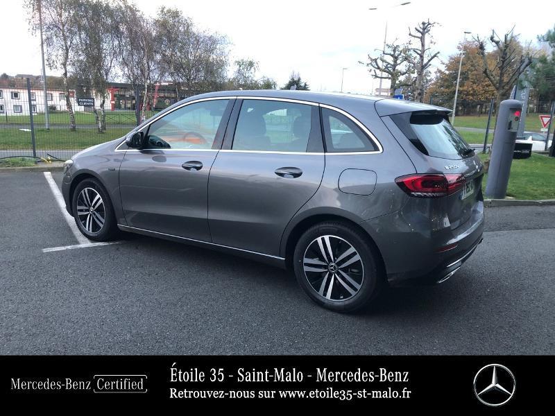 Photo 3 de l'offre de MERCEDES-BENZ Classe B 250 e 160+102ch Progressive Line Edition 8G-DCT à 43890€ chez Etoile 35 - Mercedes-Benz St Malo