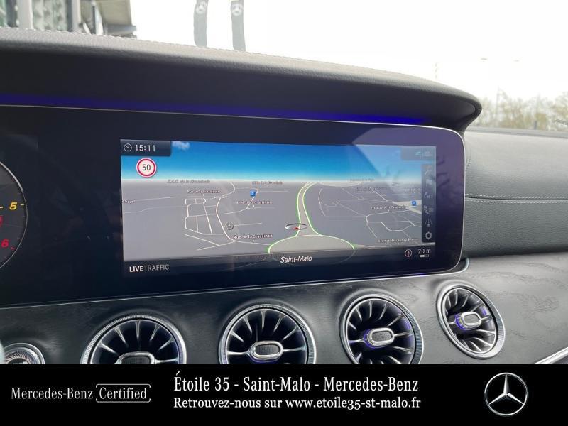Photo 13 de l'offre de MERCEDES-BENZ Classe E Coupe 220 d 194ch AMG Line 9G-Tronic à 49890€ chez Etoile 35 - Mercedes-Benz St Malo