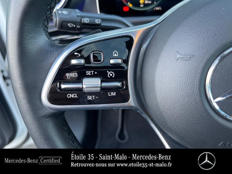Photo 25 de l'offre de MERCEDES-BENZ Classe A 180 136ch Progressive Line 7G-DCT à 31490€ chez Etoile 35 - Mercedes-Benz St Malo
