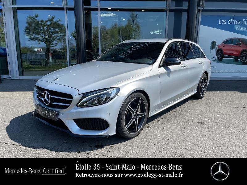 Photo 21 de l'offre de MERCEDES-BENZ Classe C Break 200 d 2.2 Sportline 7G-Tronic Plus à 29890€ chez Etoile 35 - Mercedes-Benz St Malo