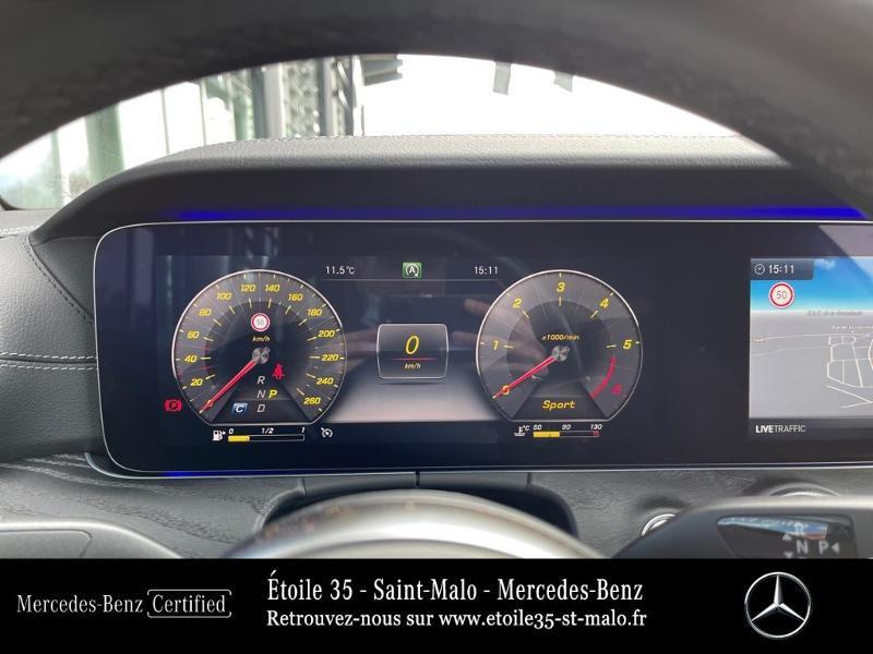 Photo 12 de l'offre de MERCEDES-BENZ Classe E Coupe 220 d 194ch AMG Line 9G-Tronic à 49890€ chez Etoile 35 - Mercedes-Benz St Malo