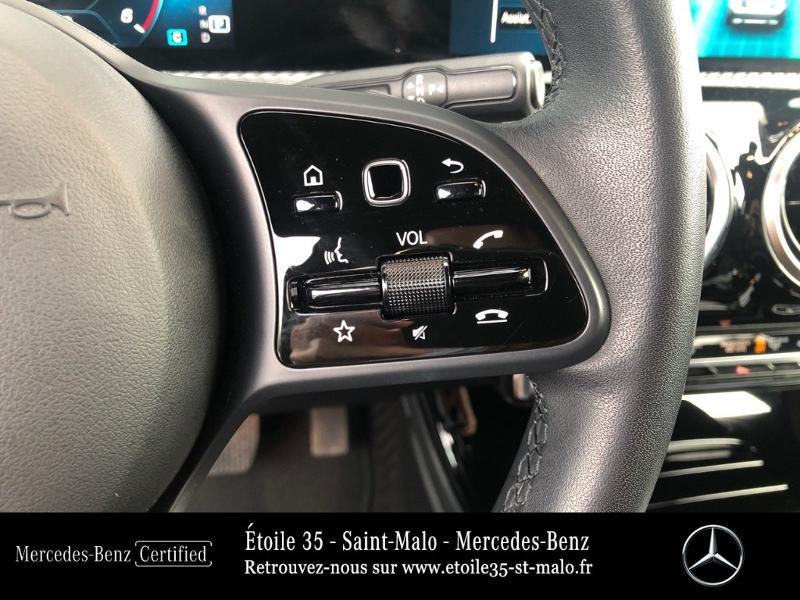 Photo 14 de l'offre de MERCEDES-BENZ Classe A 180 d 116ch Style Line 7G-DCT à 27490€ chez Etoile 35 - Mercedes-Benz St Malo