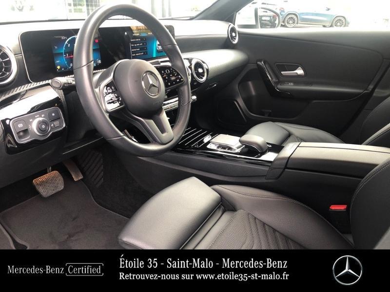 Photo 16 de l'offre de MERCEDES-BENZ Classe A 180 d 116ch Style Line 7G-DCT à 27490€ chez Etoile 35 - Mercedes-Benz St Malo