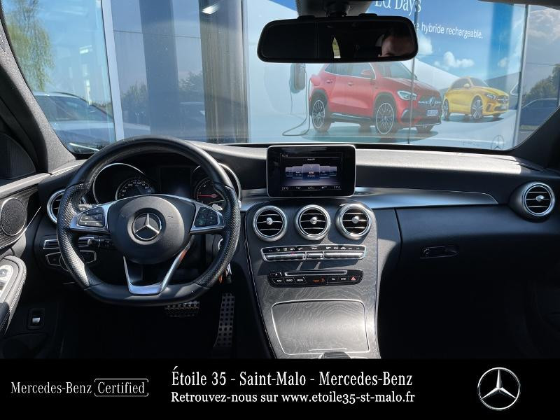 Photo 6 de l'offre de MERCEDES-BENZ Classe C Break 200 d 2.2 Sportline 7G-Tronic Plus à 29890€ chez Etoile 35 - Mercedes-Benz St Malo