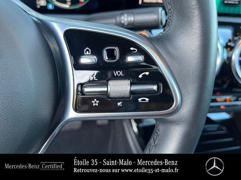 Photo 26 de l'offre de MERCEDES-BENZ Classe A 180 136ch Progressive Line 7G-DCT à 31490€ chez Etoile 35 - Mercedes-Benz St Malo