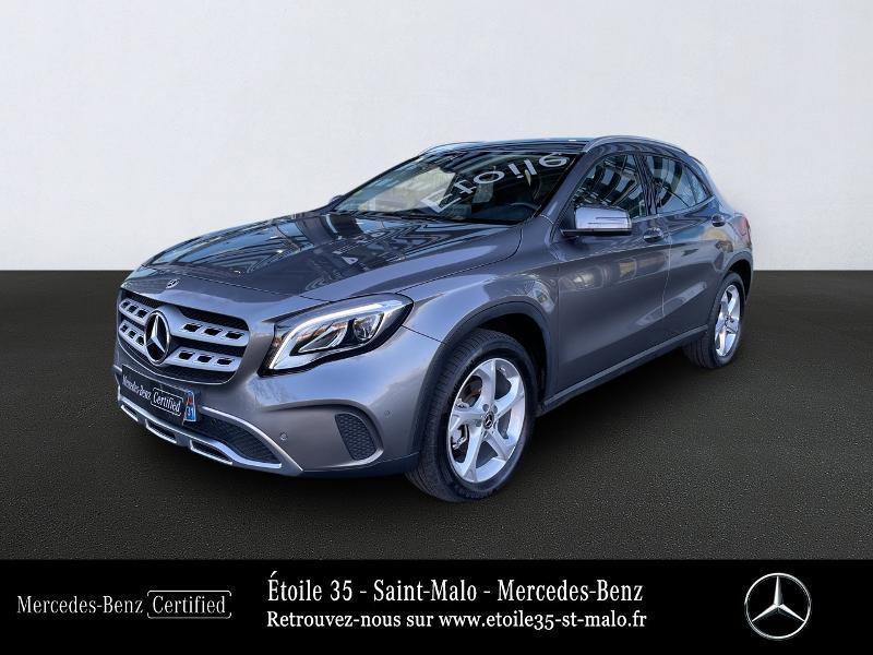 Mercedes-Benz Classe GLA 200 d Sensation 7G-DCT Diesel Gris Montagne Occasion à vendre