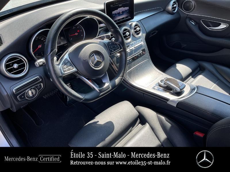 Photo 7 de l'offre de MERCEDES-BENZ Classe C Break 200 d 2.2 Sportline 7G-Tronic Plus à 29890€ chez Etoile 35 - Mercedes-Benz St Malo