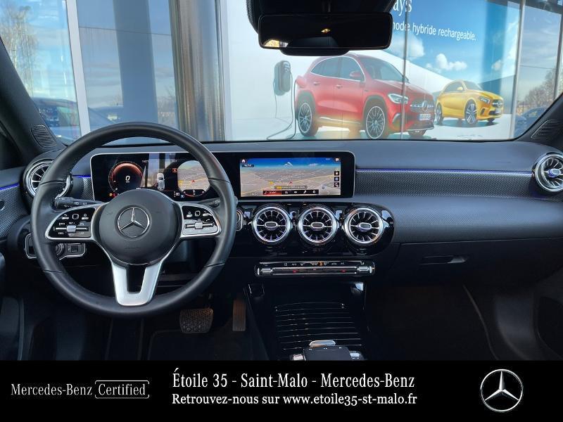 Photo 6 de l'offre de MERCEDES-BENZ Classe A 180 136ch Progressive Line 7G-DCT à 31490€ chez Etoile 35 - Mercedes-Benz St Malo