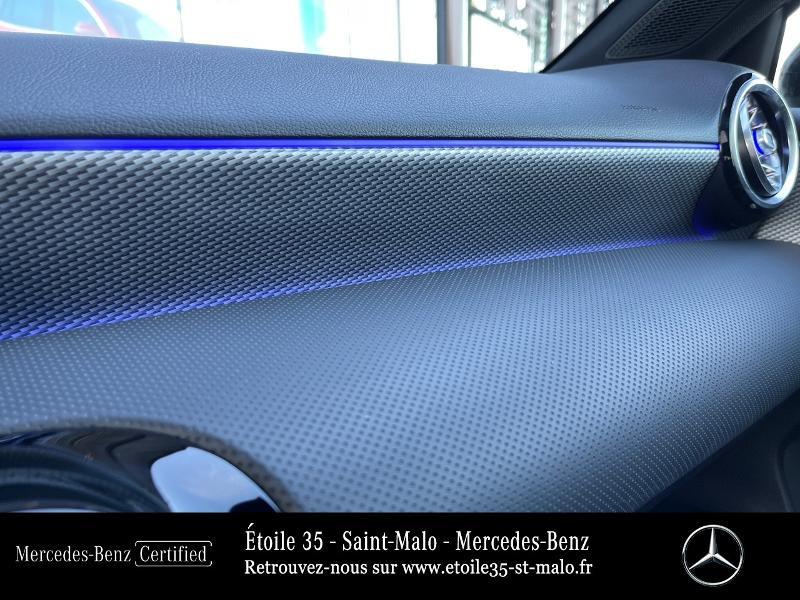 Photo 23 de l'offre de MERCEDES-BENZ Classe A 180 136ch Progressive Line 7G-DCT à 31490€ chez Etoile 35 - Mercedes-Benz St Malo
