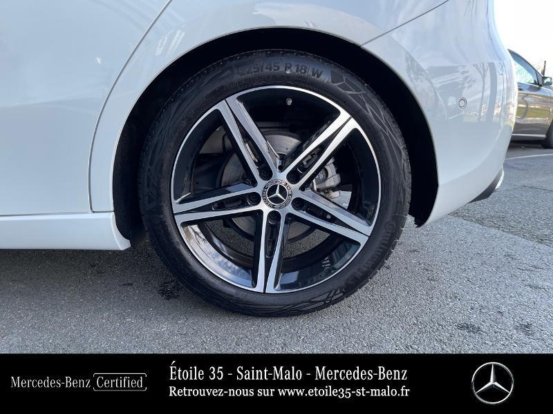 Photo 27 de l'offre de MERCEDES-BENZ Classe A 180 136ch Progressive Line 7G-DCT à 31490€ chez Etoile 35 - Mercedes-Benz St Malo