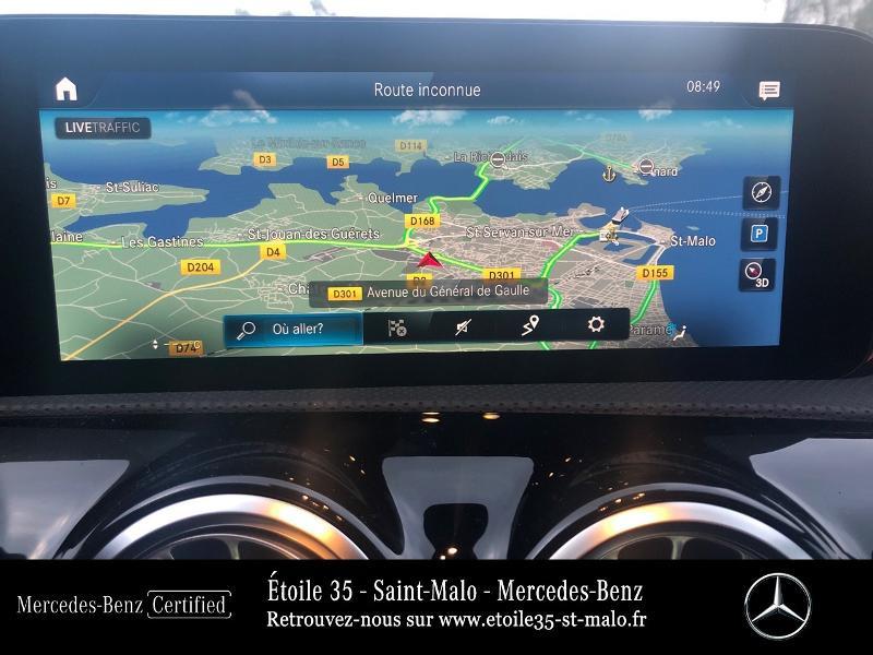 Photo 25 de l'offre de MERCEDES-BENZ Classe A 200 d 150ch Progressive Line 8G-DCT à 38990€ chez Etoile 35 - Mercedes-Benz St Malo