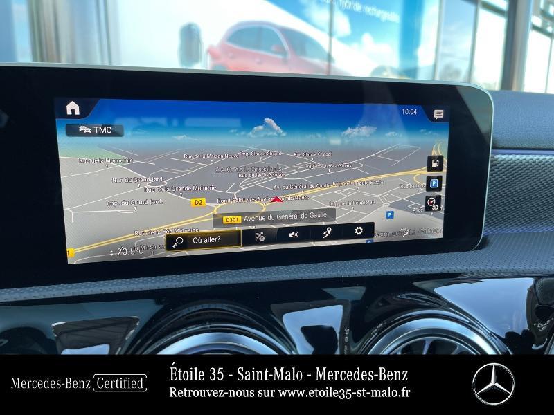 Photo 17 de l'offre de MERCEDES-BENZ Classe A 180 136ch Progressive Line 7G-DCT à 31490€ chez Etoile 35 - Mercedes-Benz St Malo
