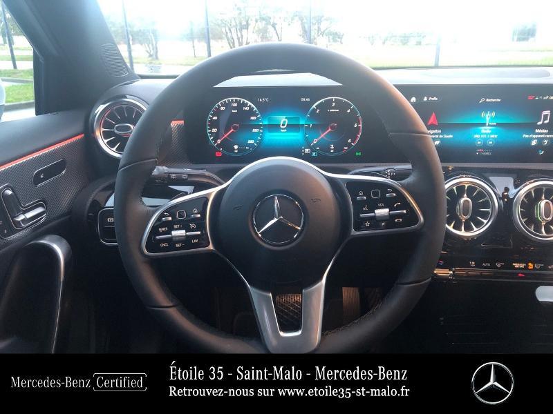 Photo 7 de l'offre de MERCEDES-BENZ Classe A 200 d 150ch Progressive Line 8G-DCT à 38990€ chez Etoile 35 - Mercedes-Benz St Malo