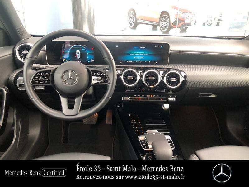 Photo 6 de l'offre de MERCEDES-BENZ Classe A 180 d 116ch Style Line 7G-DCT à 27490€ chez Etoile 35 - Mercedes-Benz St Malo