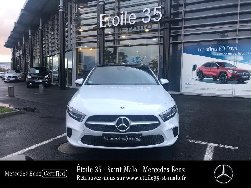 Photo 5 de l'offre de MERCEDES-BENZ Classe A 200 d 150ch Progressive Line 8G-DCT à 38990€ chez Etoile 35 - Mercedes-Benz St Malo