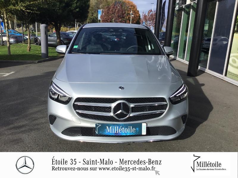 Photo 5 de l'offre de MERCEDES-BENZ Classe B 180d 116ch Progressive Line 7G-DCT à 31890€ chez Etoile 35 - Mercedes-Benz St Malo