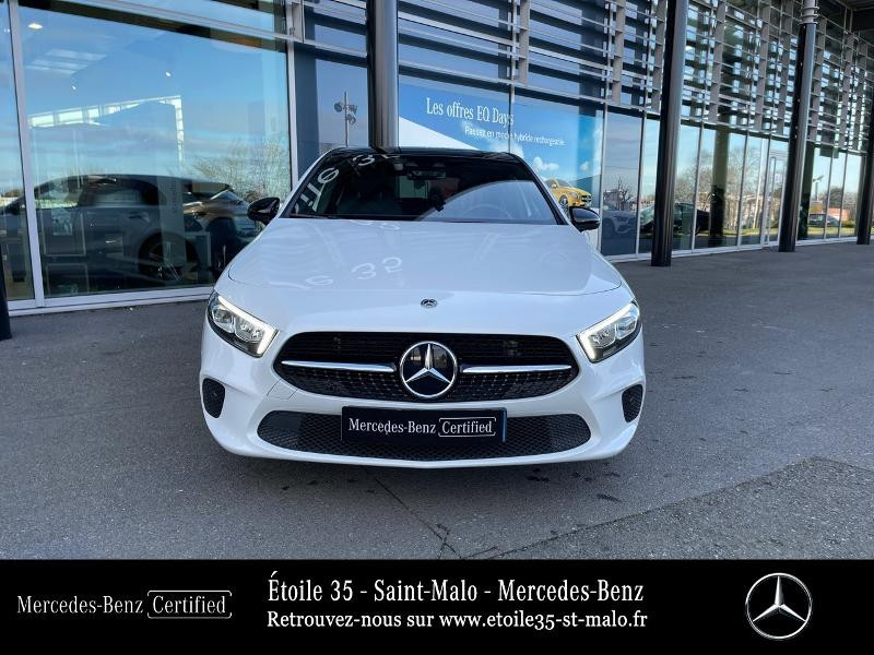 Photo 5 de l'offre de MERCEDES-BENZ Classe A 180 136ch Progressive Line 7G-DCT à 31490€ chez Etoile 35 - Mercedes-Benz St Malo