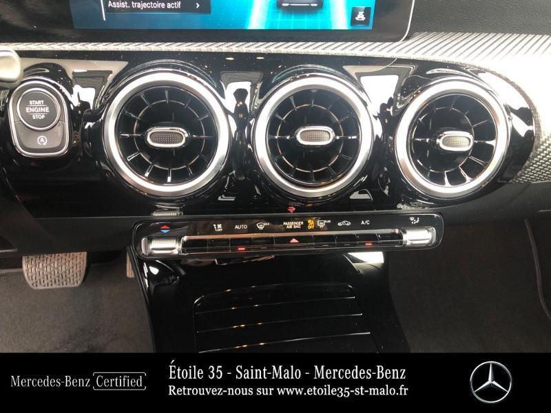 Photo 12 de l'offre de MERCEDES-BENZ Classe A 180 d 116ch Style Line 7G-DCT à 27490€ chez Etoile 35 - Mercedes-Benz St Malo