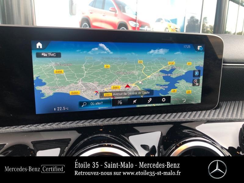 Photo 9 de l'offre de MERCEDES-BENZ Classe A 180 d 116ch Style Line 7G-DCT à 27490€ chez Etoile 35 - Mercedes-Benz St Malo