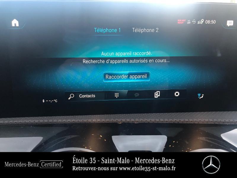 Photo 26 de l'offre de MERCEDES-BENZ Classe A 200 d 150ch Progressive Line 8G-DCT à 38990€ chez Etoile 35 - Mercedes-Benz St Malo