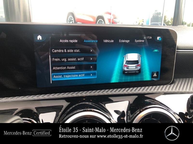 Photo 11 de l'offre de MERCEDES-BENZ Classe A 180 d 116ch Style Line 7G-DCT à 27490€ chez Etoile 35 - Mercedes-Benz St Malo